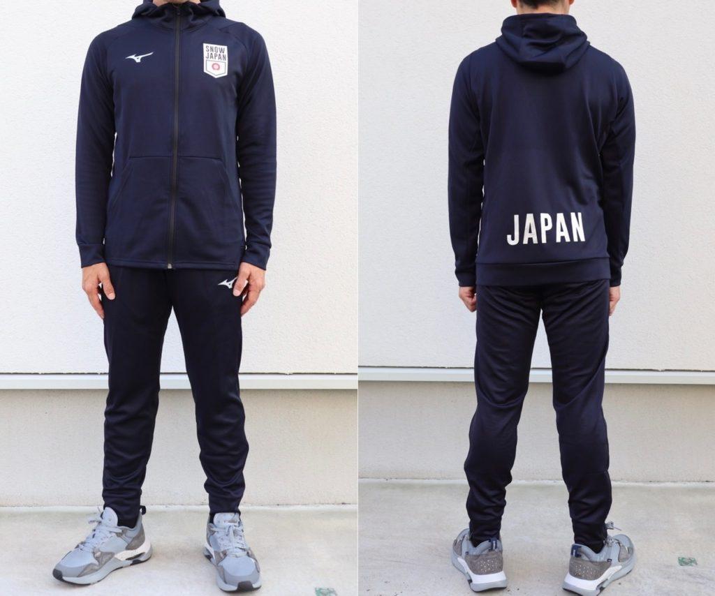 SNOW JAPAN スポーツウェア